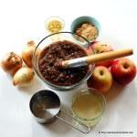 Apple Whiskey BBQ Sauce