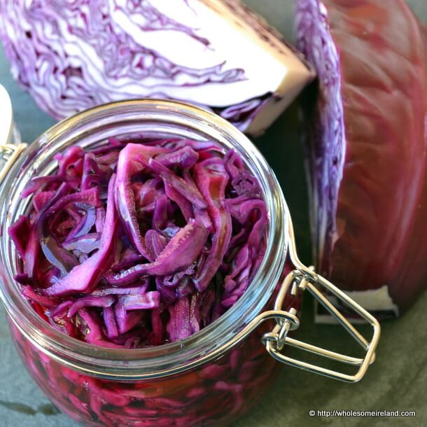 Pickled Red Cabbage 2
