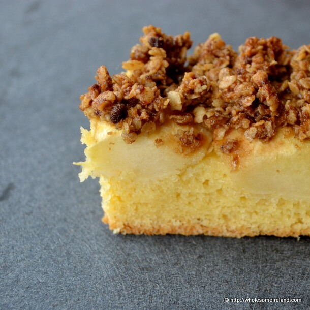 Apple Crumble Cake 4-001