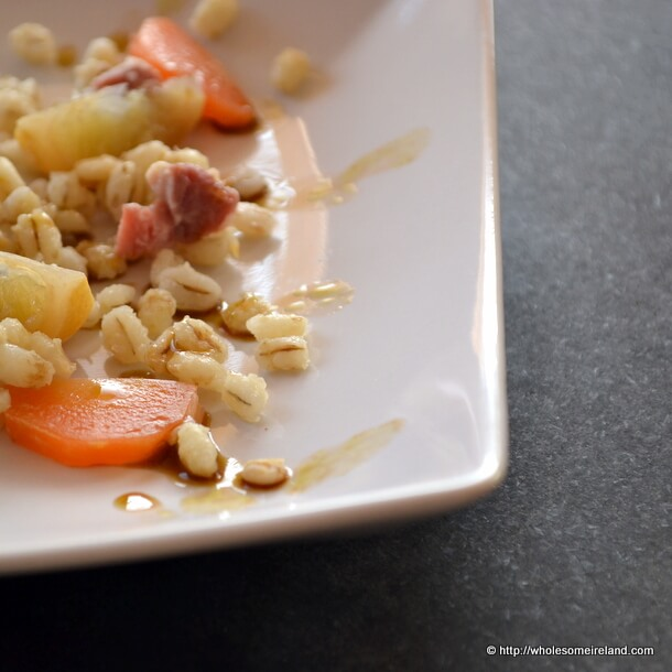 Pearl Barley Salad from Wholesome Ireland - Irish Food &amp; Parenting Blog