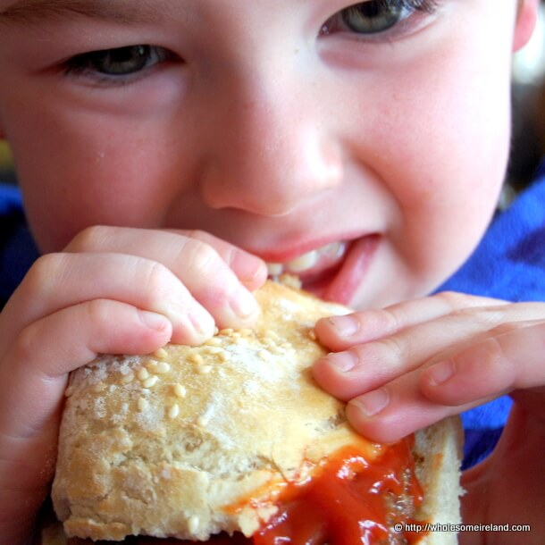 Homemade Soft White Rolls - Wholesome Ireland - Irish Food & Parenting Blog