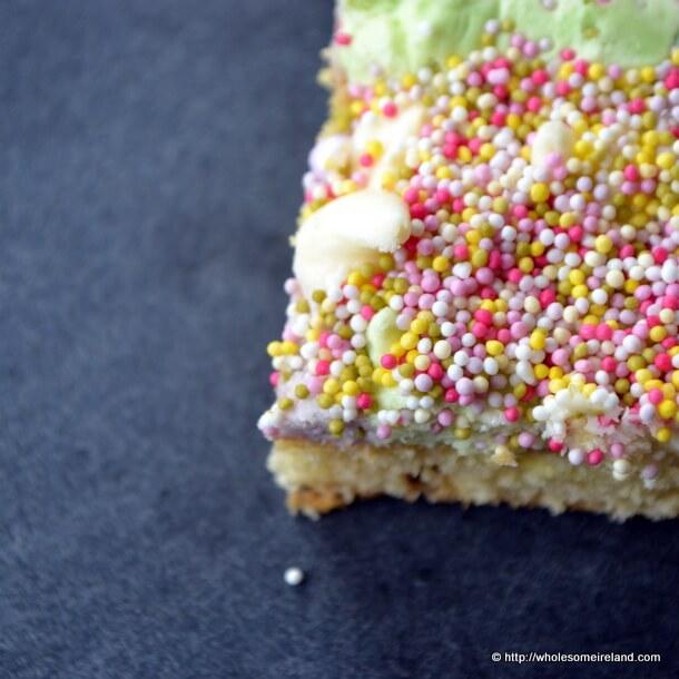 Plain Simple Vanilla Cake - Wholesome Ireland - Irish Food & Parenting Blog