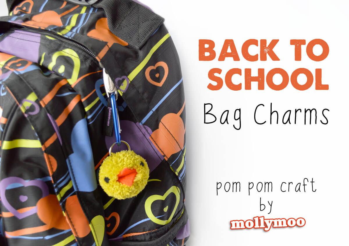 School Bag Charms