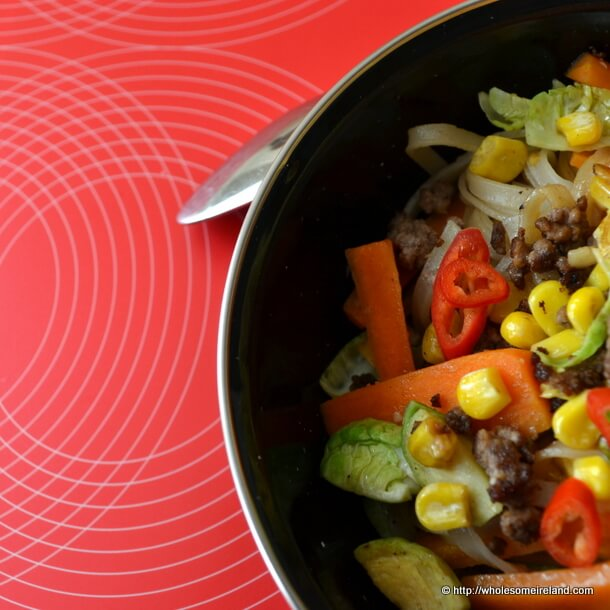 One Pound Of Minced Meat - Wholesome Ireland - Food & Parenting Blog