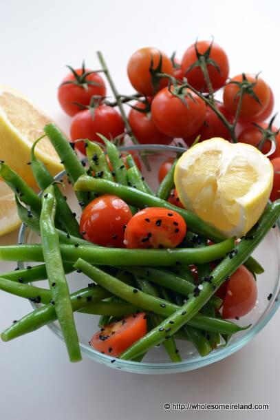 Green Bean Salad - Wholesome Ireland - Food & Parenting Blog