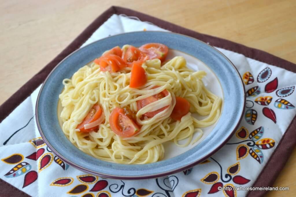 Homemade Spaghetti - Wholesome Ireland - Food & Parenting Blog