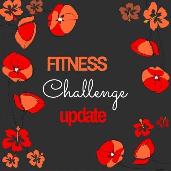 Fitness Challenge Update